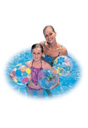 Мяч пляжный дизайнерский 41 cm Bestway 31000В