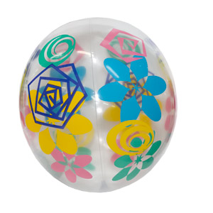 Мяч пляжный-дизайнерский Bestway 31036B 51см.