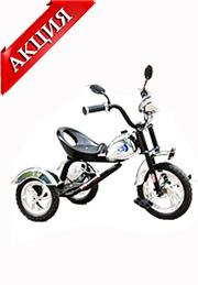 Трицикл GLAMOUR TRIKE Bambini