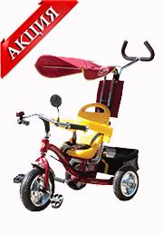 Трицикл VENTO Bambini