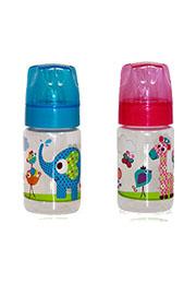 Бутылочка для кормления 125 ml. ZOO Lorelli /1020059/