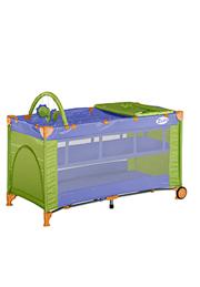 Кровать-манеж ZIPPY 2 Plus Bertoni