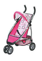 Кукольная коляска MIMI Bertoni /1006018/
