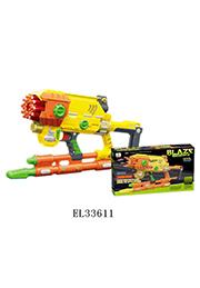 Blaster semi-automat, BLAZE Storm, EssaToys /70719/