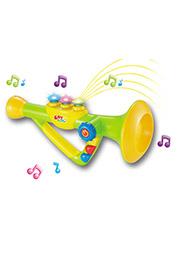 """Муз. игрушка для малышей """"Музыкальная труба""""/70815/"""