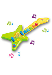 "Jucarie muzicala ""Chitara pentru bebelușul"", EssaToys /70822/"