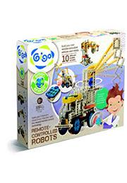 Jocul științific ROBOȚI CONTROLATE, GIGO /73286/