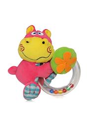 """Погремушка """"Hippo"""" Bertoni /1019005/"""