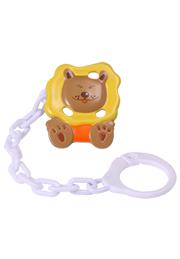 """Suport pentru suzetă """"Ursuleț""""BabyOno (09144)"""