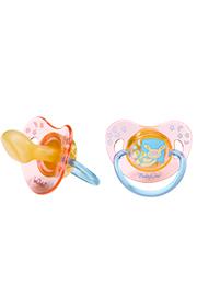 Пустышка анатомическая каучуковая - 0м+, Baby Ono /02657/