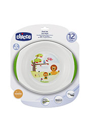 Set farfurii 12+ Chicco /682700/