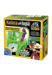 NATURA SUB LUPA, D-Toys /66176/