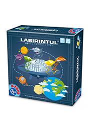 Joc pe tabla in limba ROMÂNĂ - LABIRINTUL EXTRATERESTRILOR /71606/