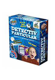 DETECTIV PARTICULAR, D-Toys /71699/