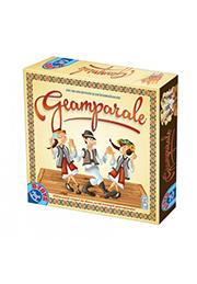 Joc pe tabla in limba ROMÂNĂ - GEAMPARALE  /71712/