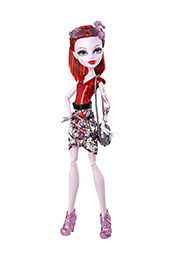 "Papuși MONSTER HIGH colecție ""Boo York! Boo York!"" in sortiment, CHW57 /89851/"