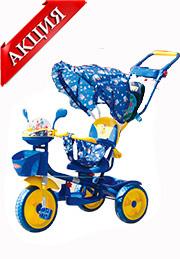 Трицикл REX Bambini