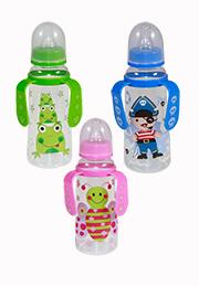 Бутылочка для кормления с ручками, 250 мл, Lorelli /1020066/