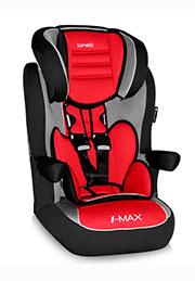 Автокресло I-MAX ISOFIX 9-36 кг, Lorelli