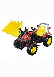 Трактор на педалях Mega MAX /50765/