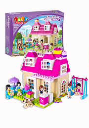 Set de construcții FASHION GIRLS /73573/
