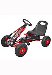 Машинка на педалях FORMULA /28549/