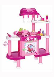 Set de joc Bucătăria cu mașina de spălat /62267/