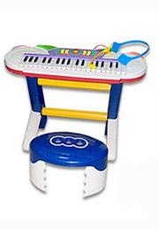 Синтезатор детский 37 клавиш /75405/