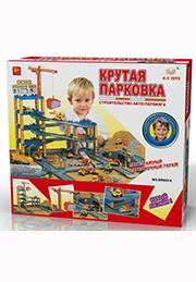 "Парковочный гараж ""КРУТАЯ ПАРКОВКА"" /656052/"