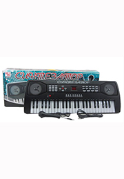Jucarie muzicala SINTEZATOR CU MICROFON /30067/