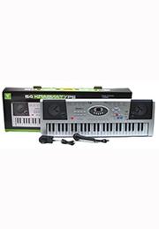 Музыкальная игрушка СИНТЕЗАТОР, 54 клавиши /56295/