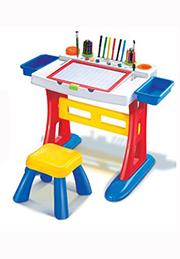 Столик для рисования 2-в-1 /34539/