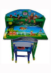 Парта+стульчик дошкольника /592418/