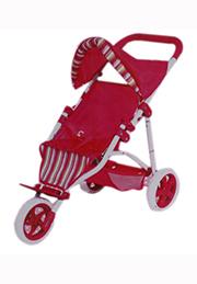 Carucior pentru papuși Doll`s Stroller /892705/