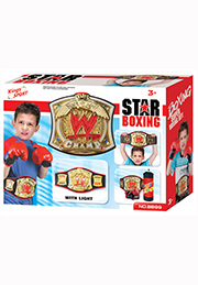Set 3-in-1 STAR BOXING /17295/