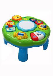 Столик музыкальный для малышей /27595/