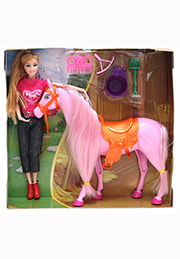 Set Little Horse TRAINER /65557/
