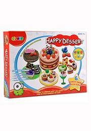 Set plastilina HAPPY DESERT /784848/