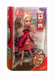 Papușa Apple White Ever After High /848291/