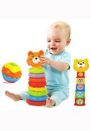 Игровой набор для малыша, 21 элемент /03350/