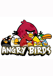 Jucarie ANGRY BIRDS