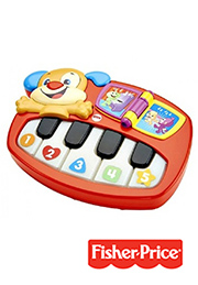 "Jucarie educativa ""Primul meu Pian"" (Rom.-Engl.), Fisher Price /00068/"