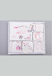 набор для новорожденного MiniWorld Romantic, Турция /26062/