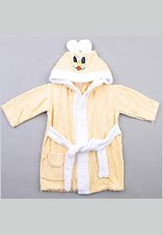 "Халатик банный ""Ушастый кролик"" /28533/"