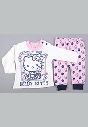 Пижамка HELLO KITTY /37098/