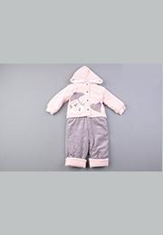 Костюмчик для девочки утеплённый /38857/