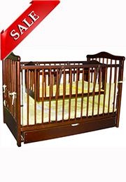 Кроватка деревянная АНТОШКА
