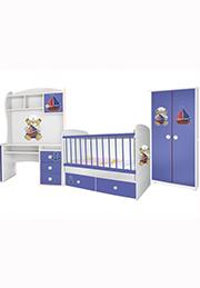 Набор мебели для детской комнаты DOUBLE Cartoon