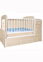Кроватка детская COMFORT PLUS Bambini