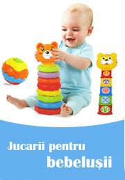 Jucării pentru bebelușii
